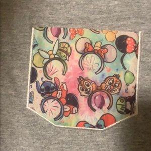 Disney Pocket Tee